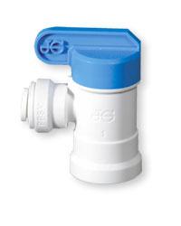 Kulový ventil na nádrž  pro reverzní osmozu