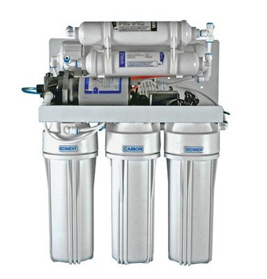 Systém Reverzní osmoza FRO 5+čerpadlo