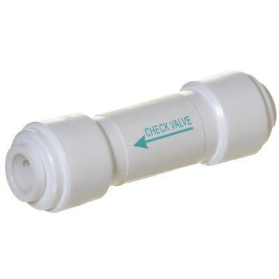 Zpětný ventil na hadičku reverzní osmózy