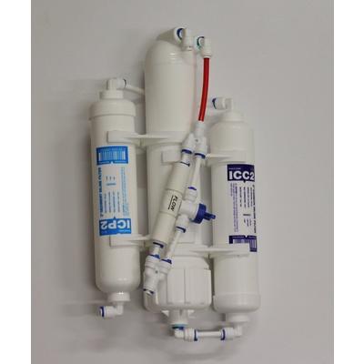 Reverzní osmóza 100 GPD Standart s oplachovým ventilem - 1