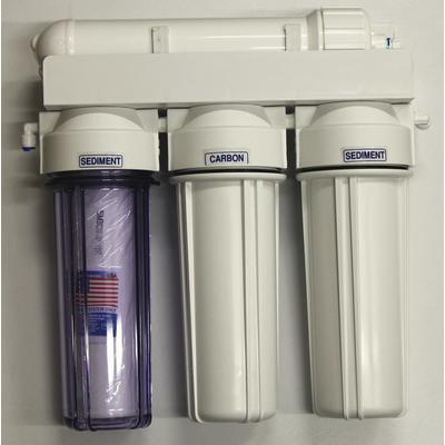 Reverzní osmóza 75 GPD PRO s oplachovým ventilem - 1