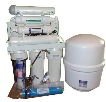 Systém Reverzní osmoza FRO 5+ UV lampa - 5